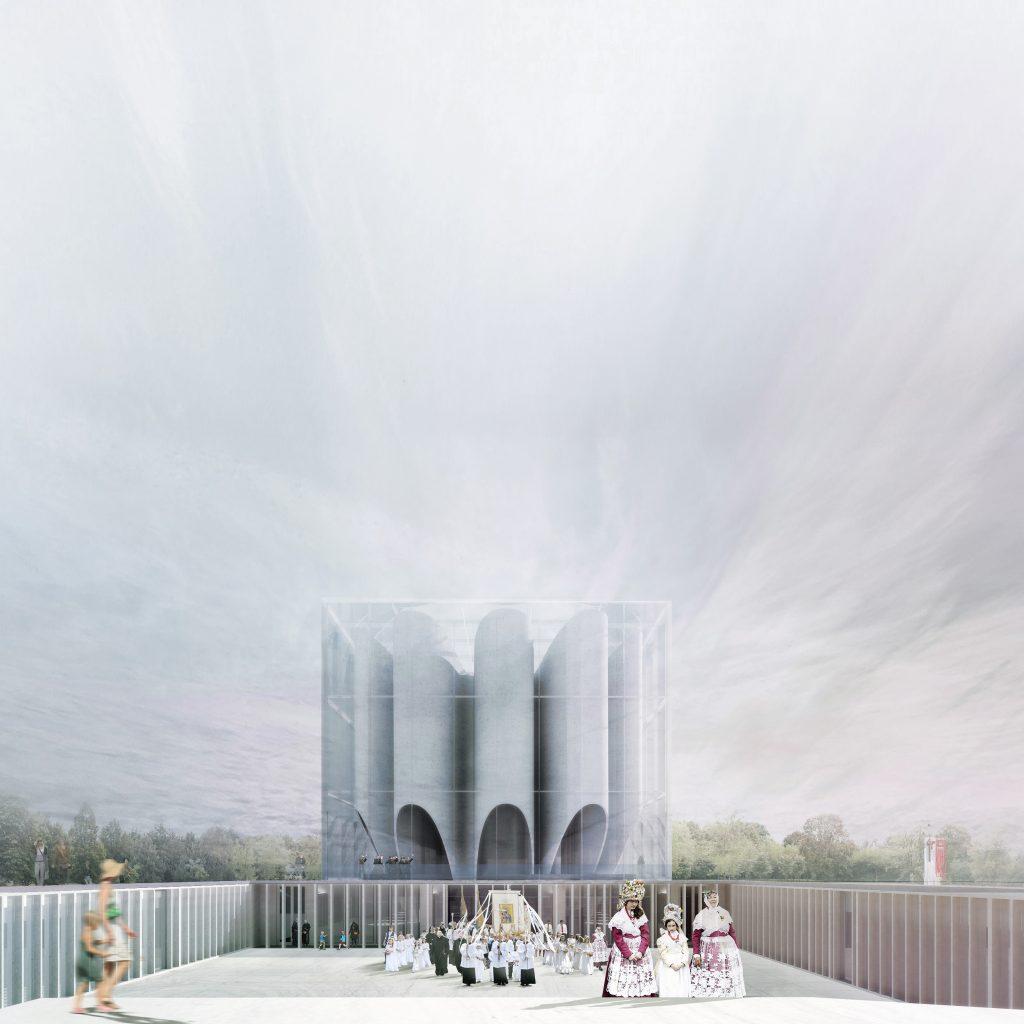 Projekt świątyni ekumienicznej