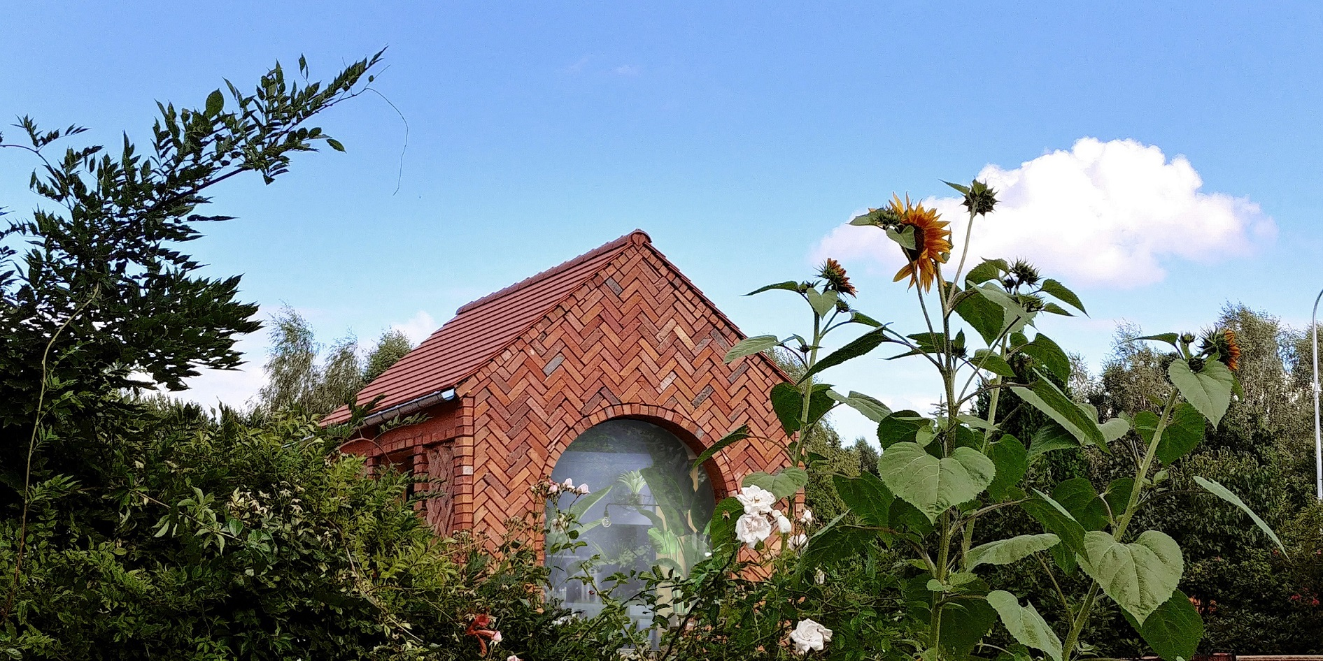MIKRODOM dom z cegły