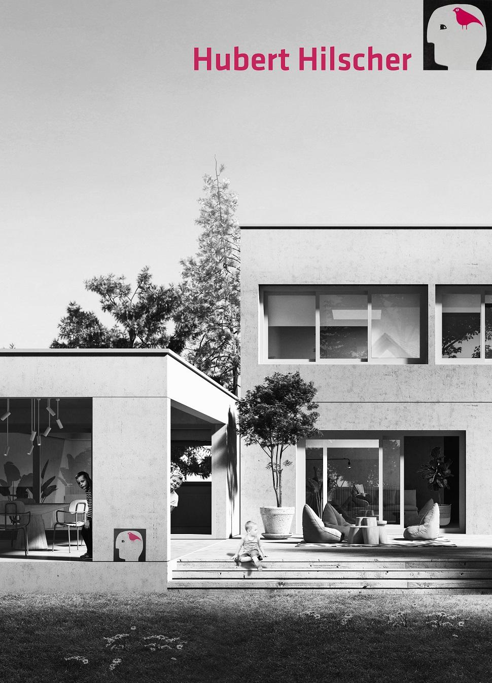 architektura minimalistyczna, nowoczesny dom