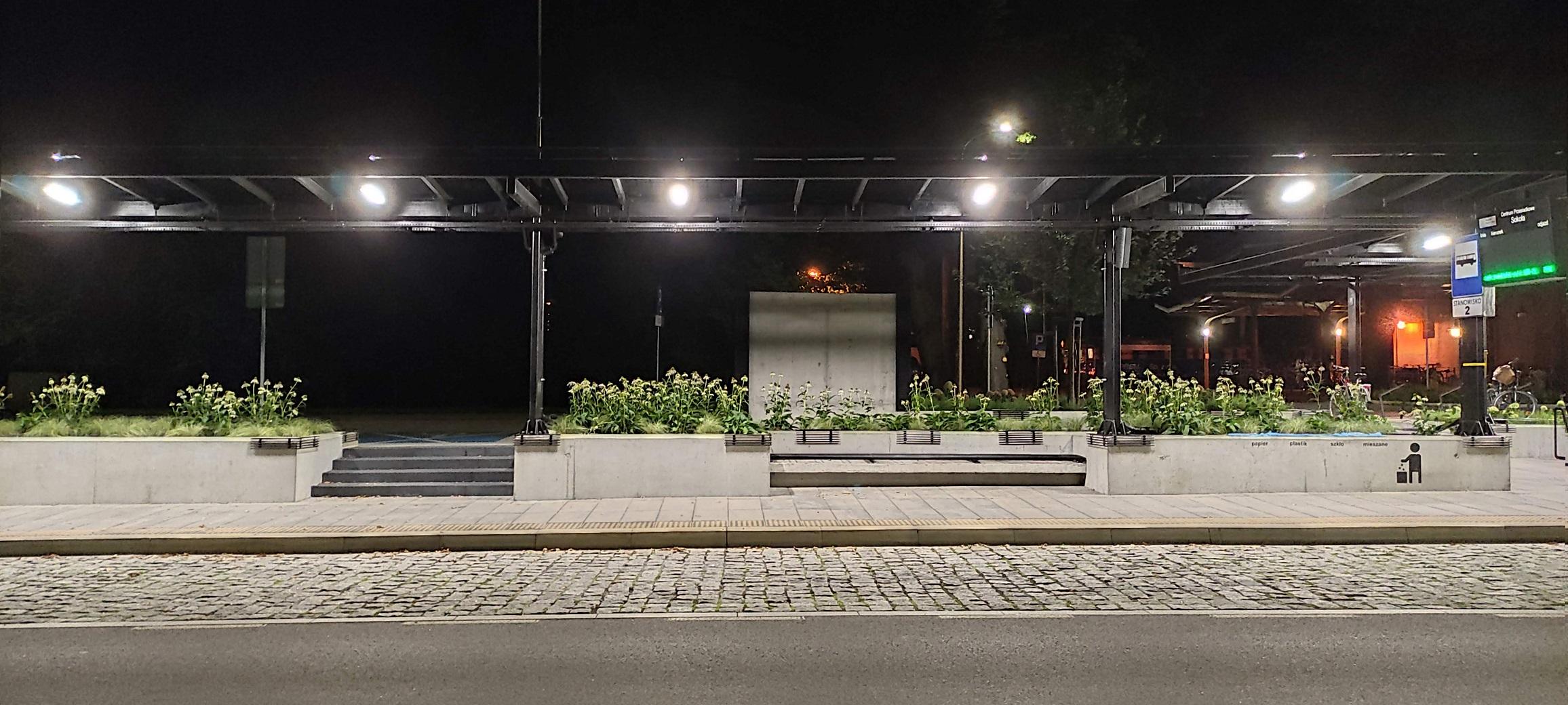 Architekt Pszczyna Centrum przesiadkowe NOC