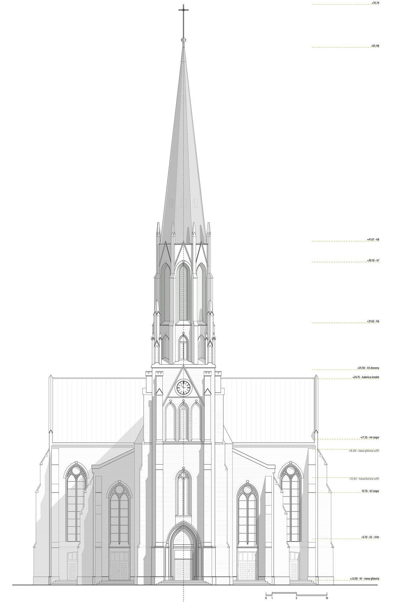 K 03 front ARCHITEKT | SENSEGROUP | PSZCZYNA