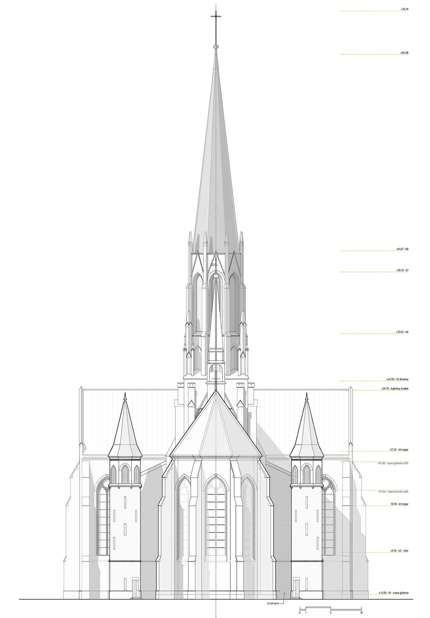 K 04 prezbiterium ARCHITEKT | SENSEGROUP | PSZCZYNA