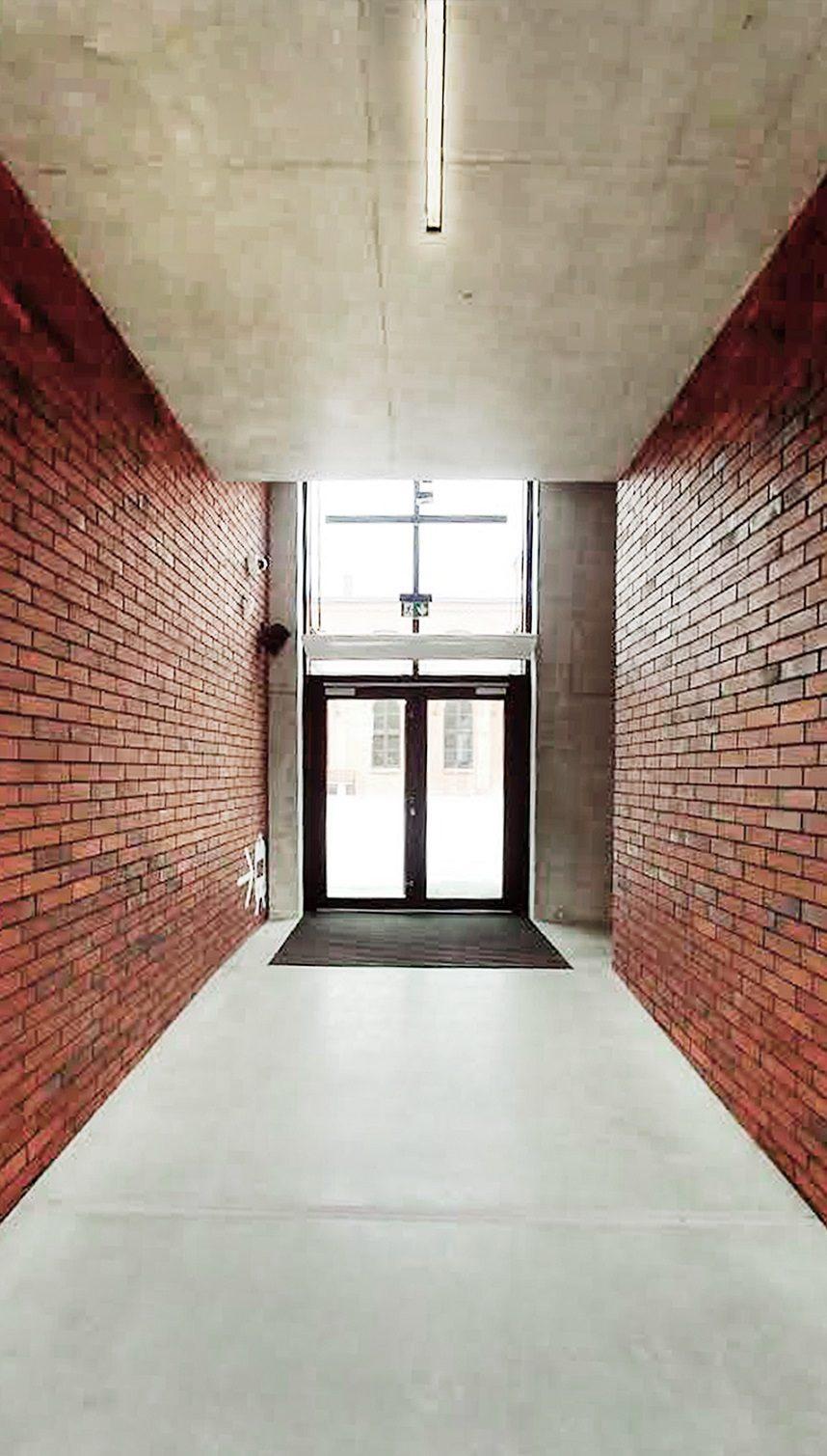 projekt architektoniczny centrum przesiadkowego